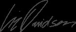 Liz Davidson – lizdavidson.com Logo